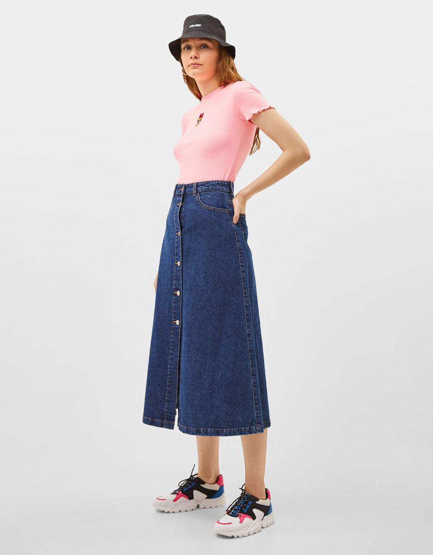 ecb8f34c Powerpuff Girls T-shirt - Shorts - Bershka United States