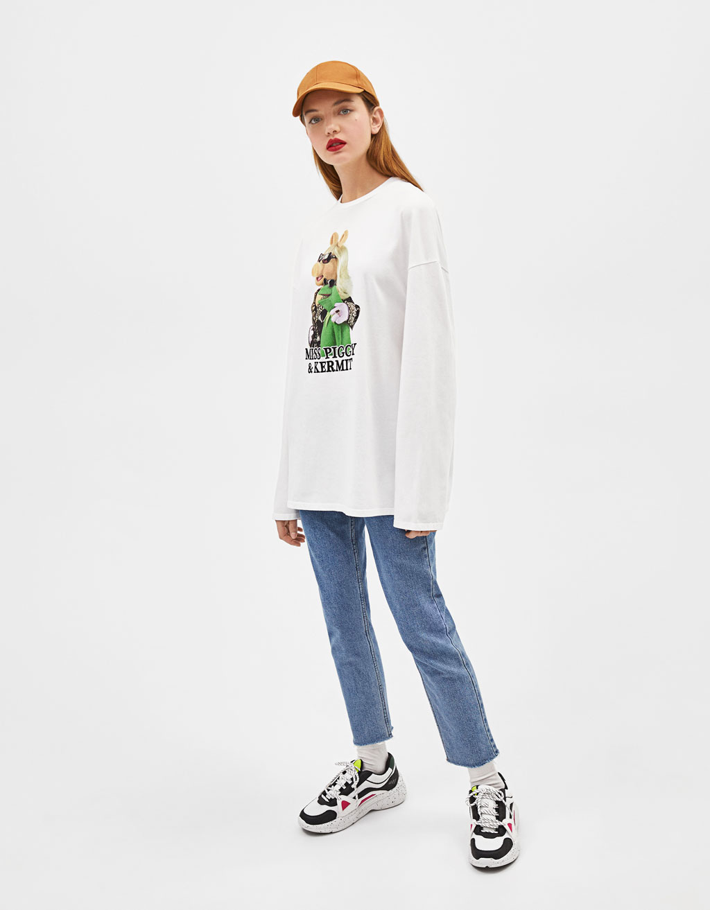 Miss Piggy long sleeve T-shirt
