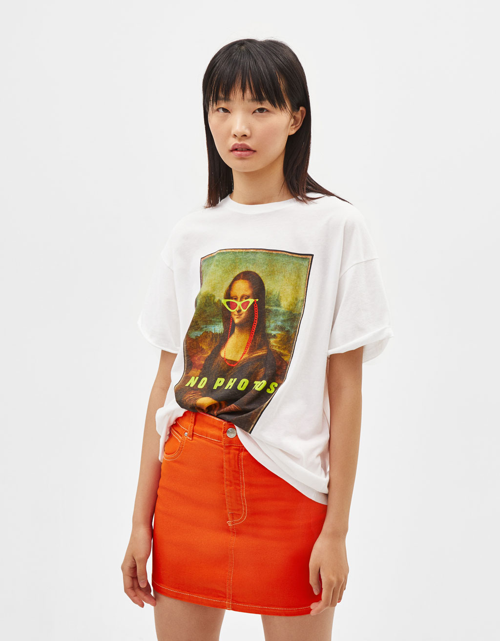 Camiseta Mona Lisa