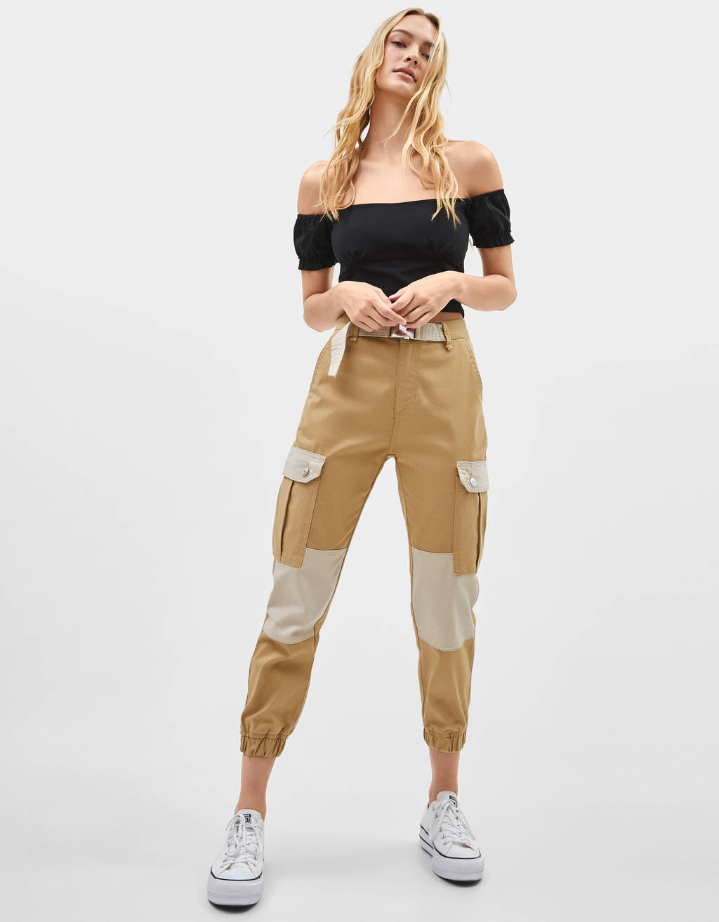be2211a9cdd Women's Tops - Spring Summer 2019 | Bershka