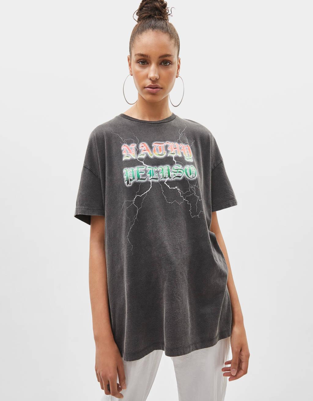 T-shirt Nathy Peluso