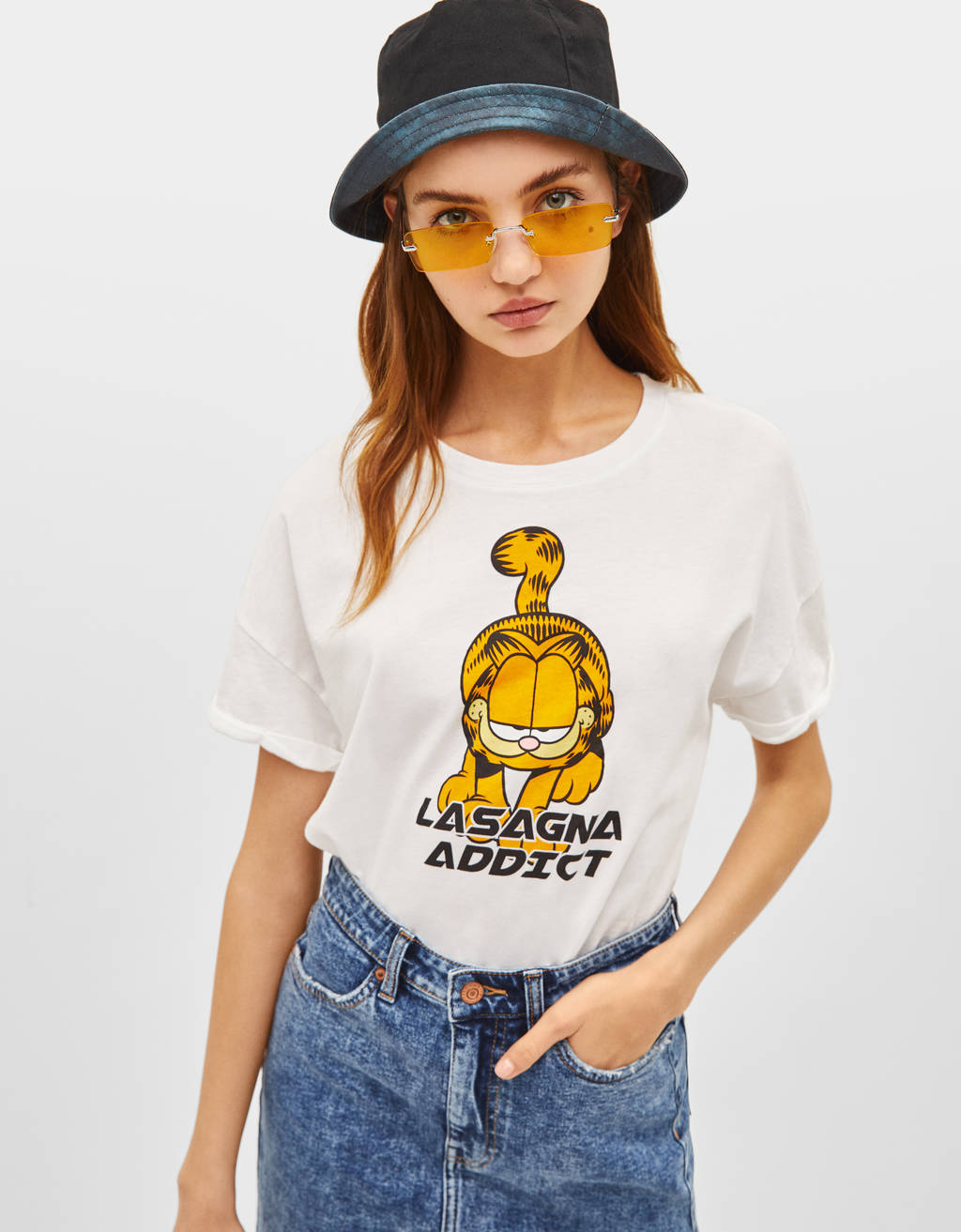 Camiseta Garfield
