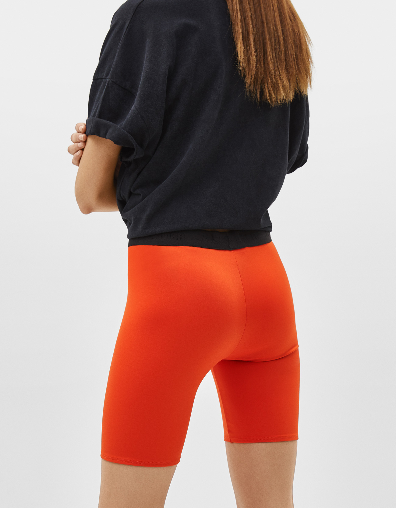 90ebafcb4136a Cycling leggings with slogan