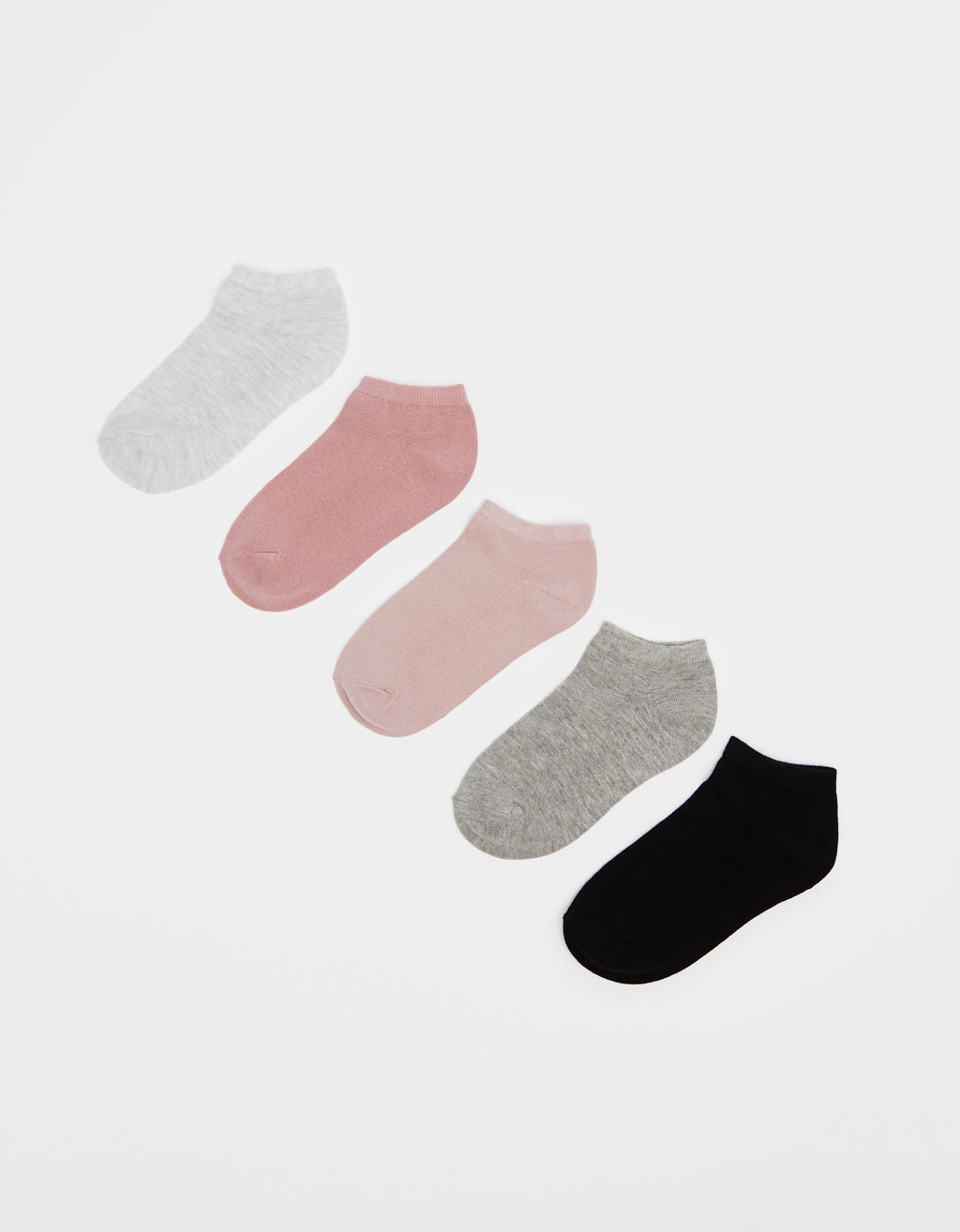 5er-Pack Sneakersocken