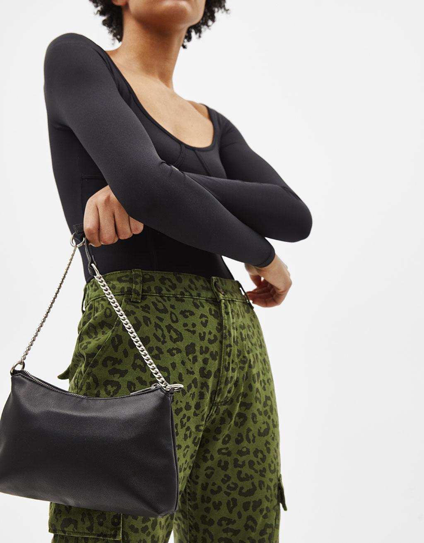 Tasche mit Karoprint