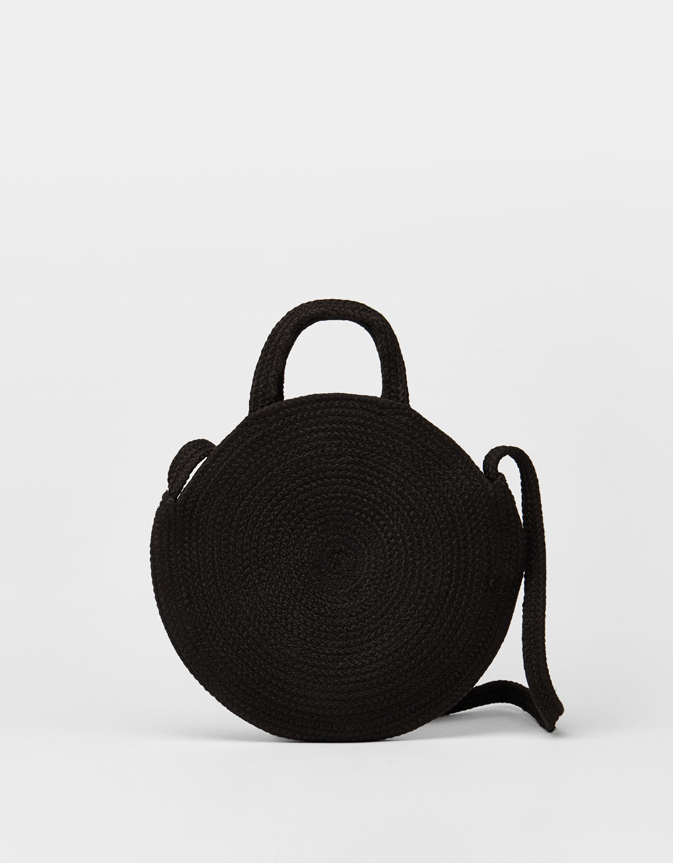 Tasche aus Raphiabast