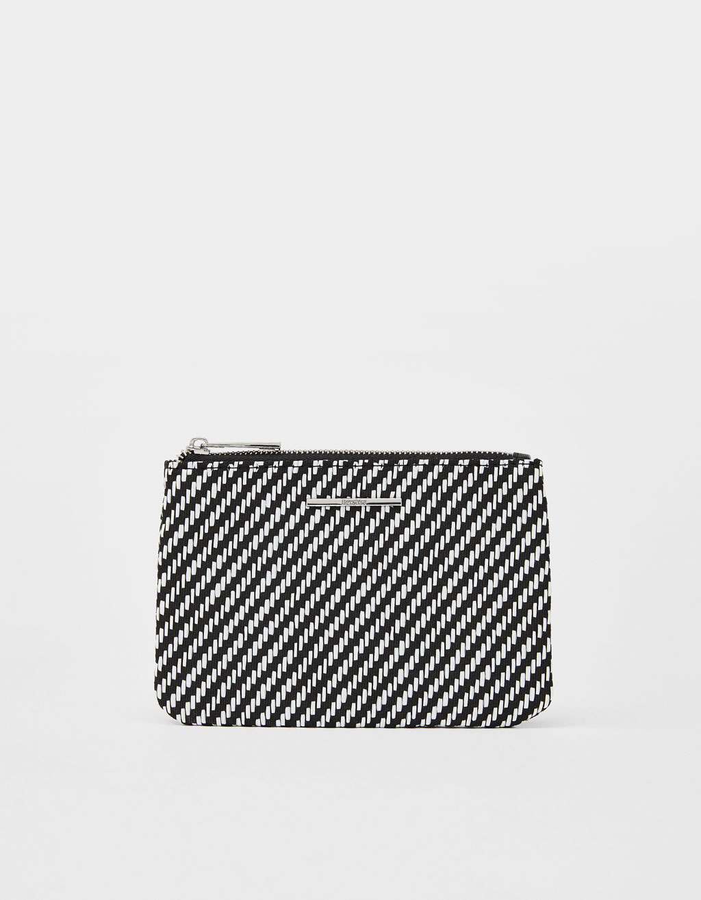 Two-tone coin purse