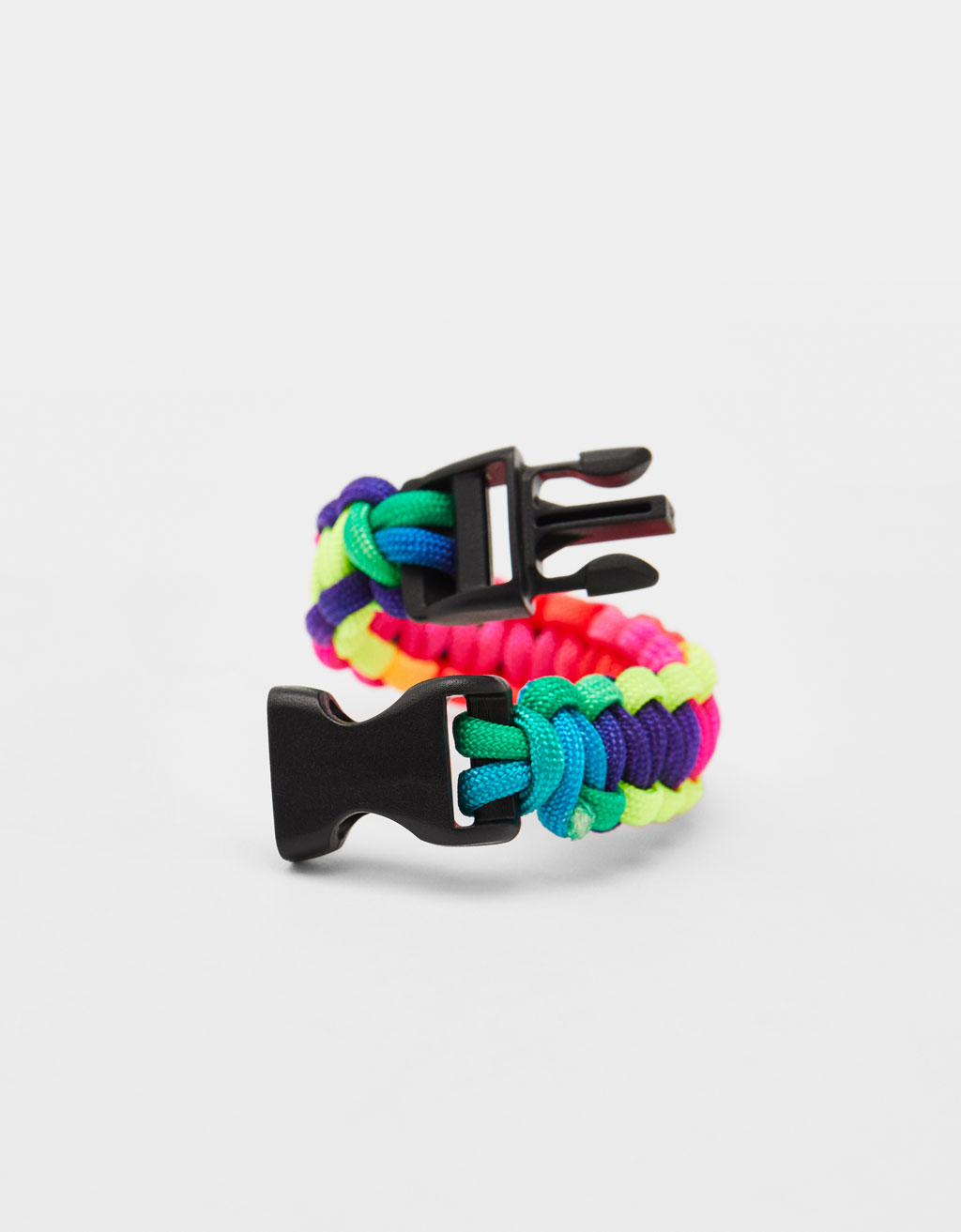 Coloured bracelet