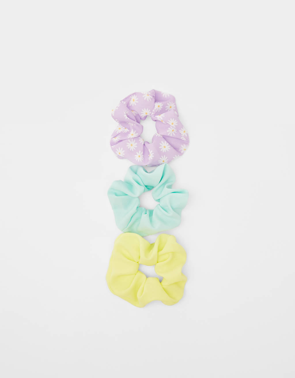 Pack de 3 scrunchies