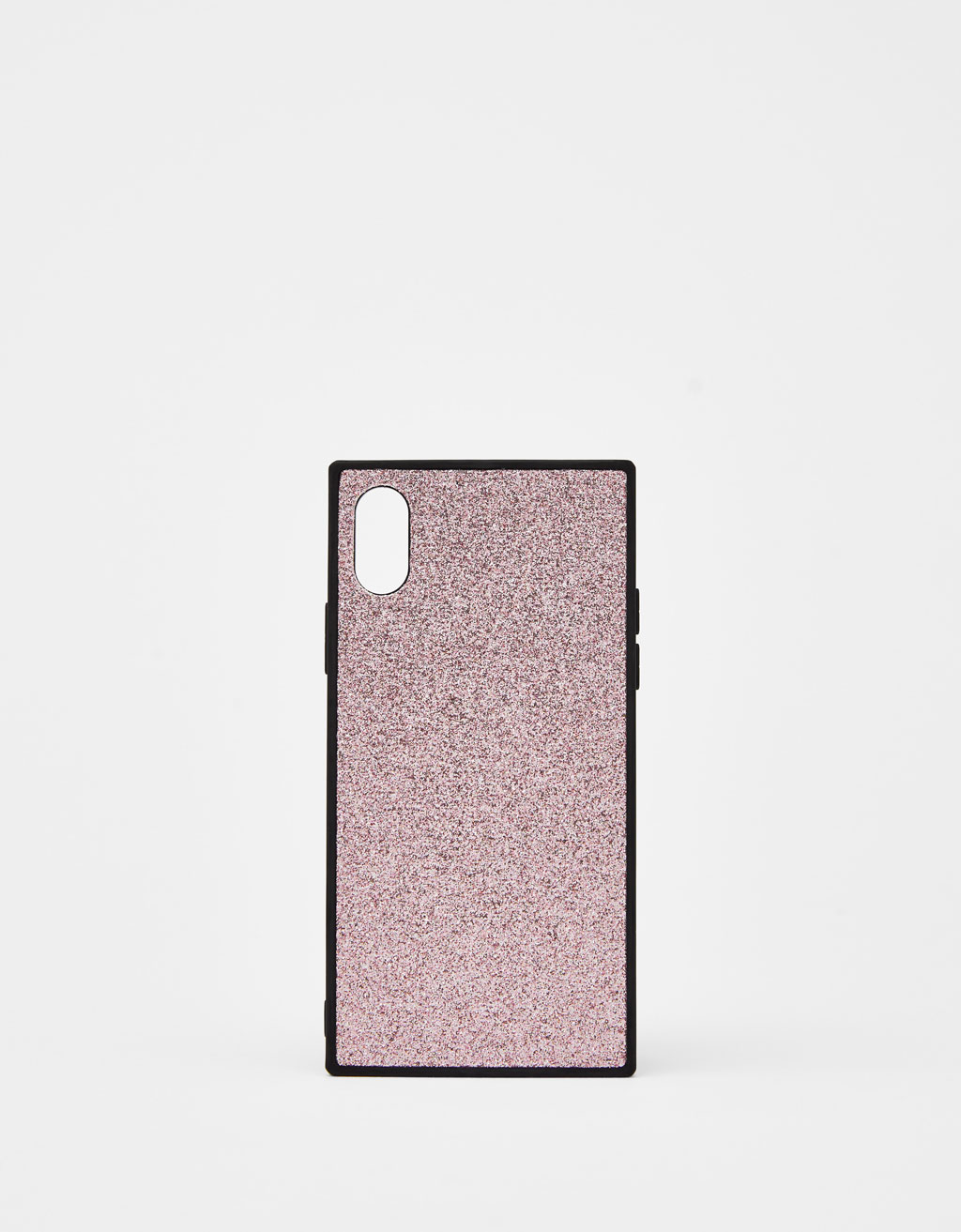 Coque à paillettes iPhone X