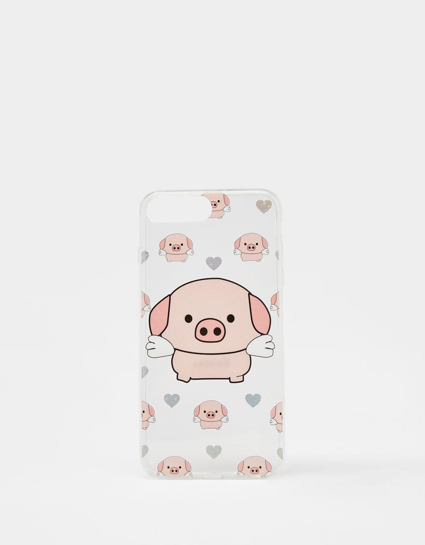 coque iphone 6 pig