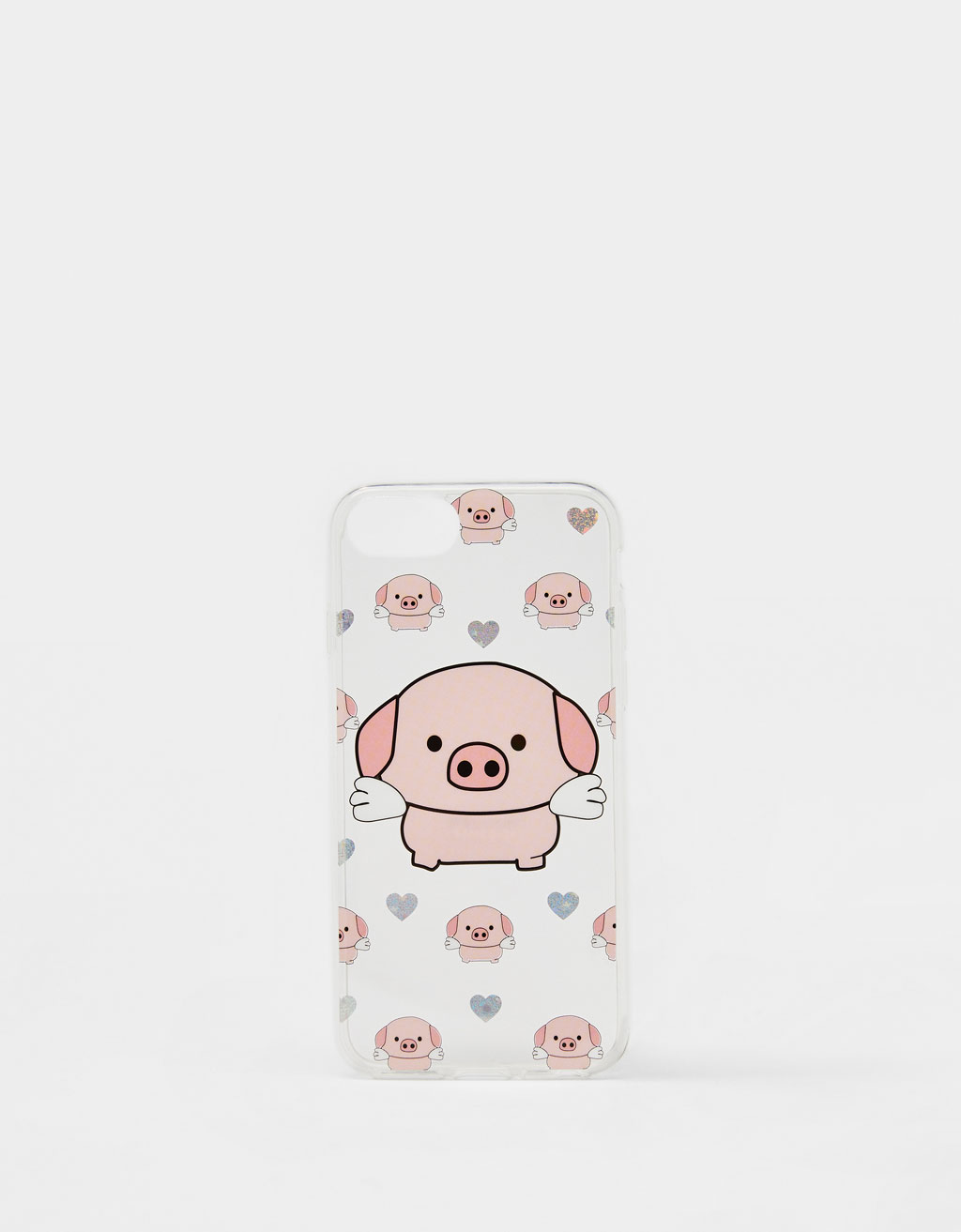 Hoesje Little Pig voor iPhone 6 / 6s / 7 / 8