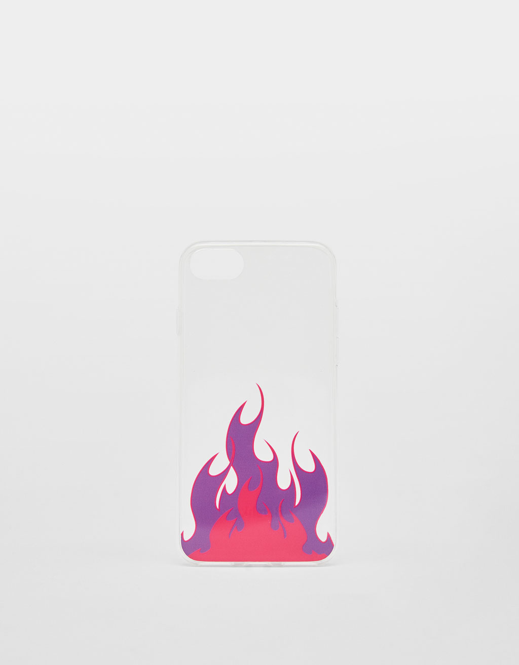 Cover iPhone 6/6S/7/8 con fiamme