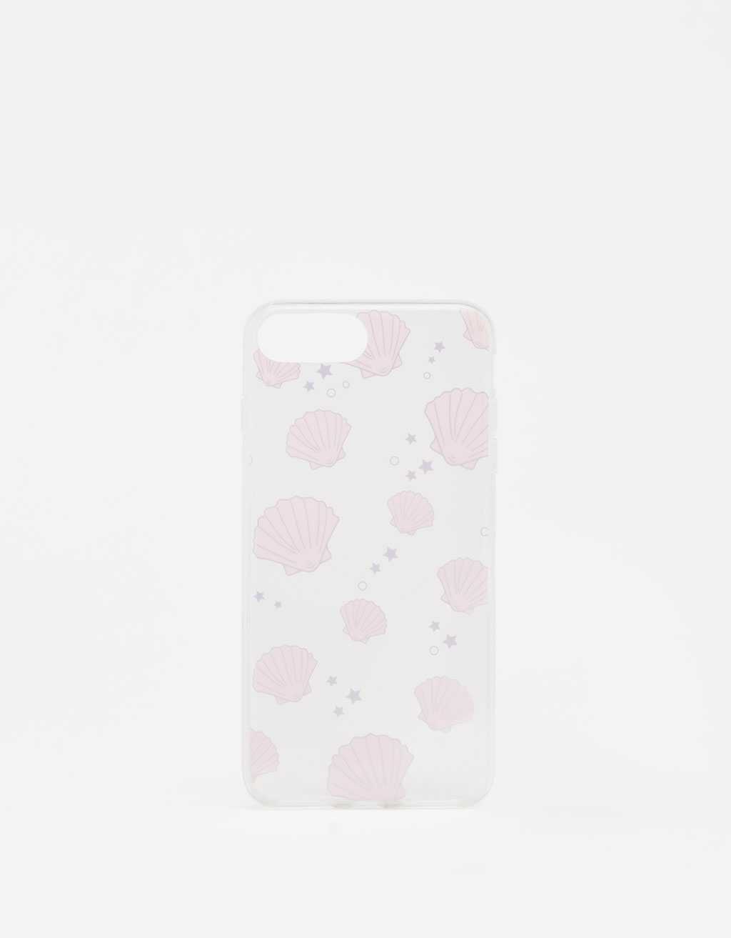 Cover conchiglie iPhone 6 plus/7 plus/8 plus