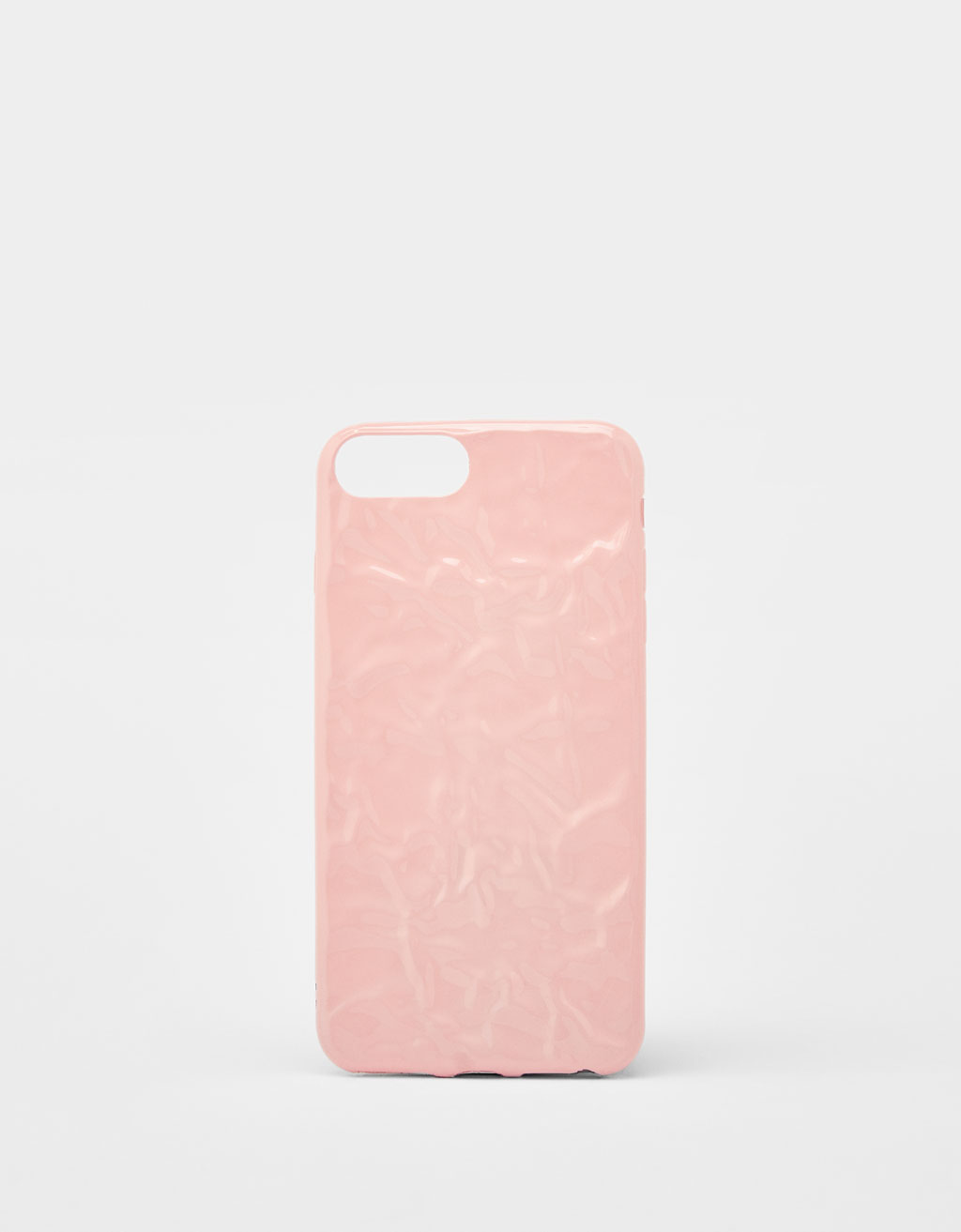 Carcasa Iphone textura 6 plus / 7 plus / 8 plus