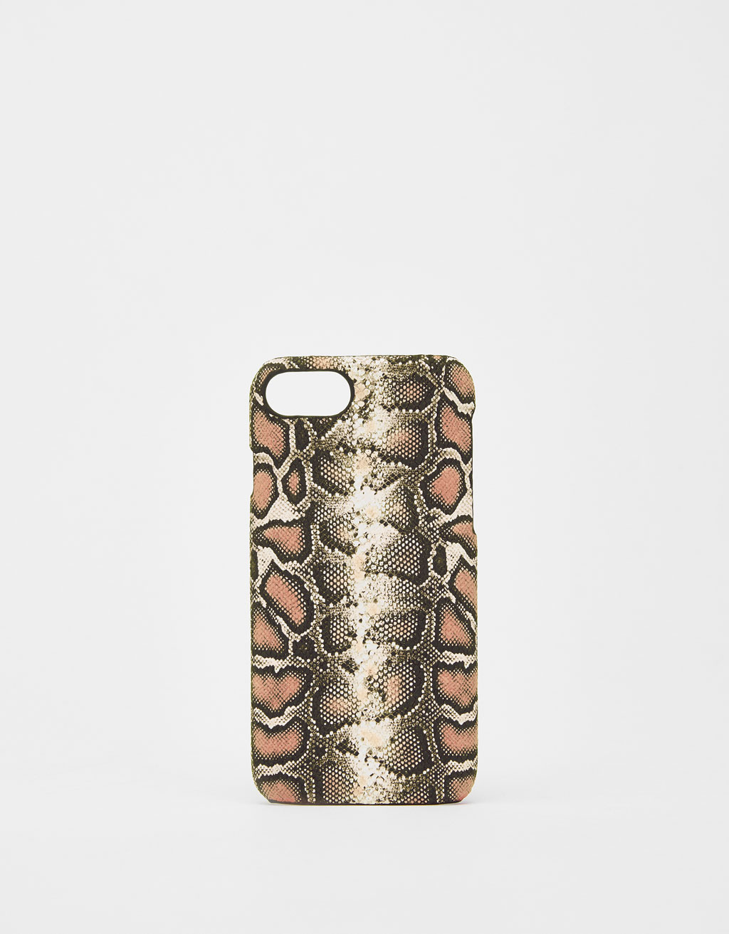 Snakeskin print iPhone 6/6s/7/8 case