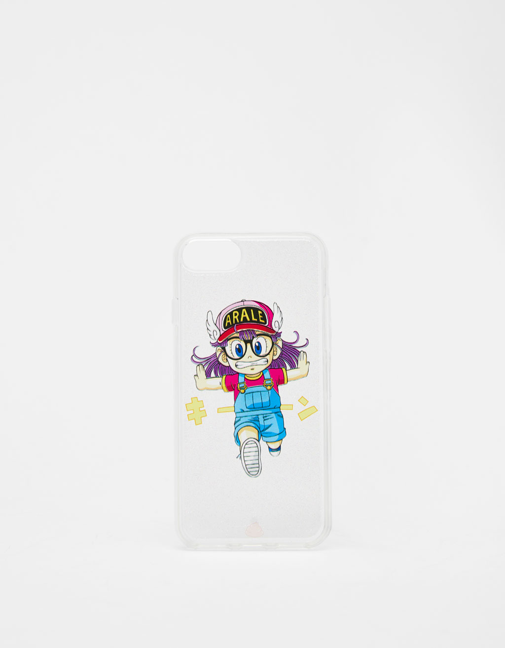Carcassa transparent Arale iPhone 6/6s/7/8