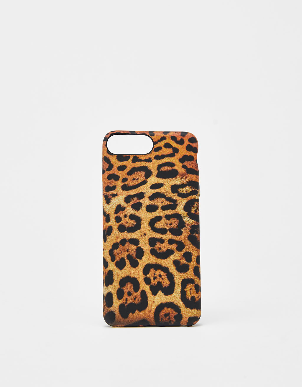 Cover med leopardprint iPhone 6 plus/7 plus/8 plus