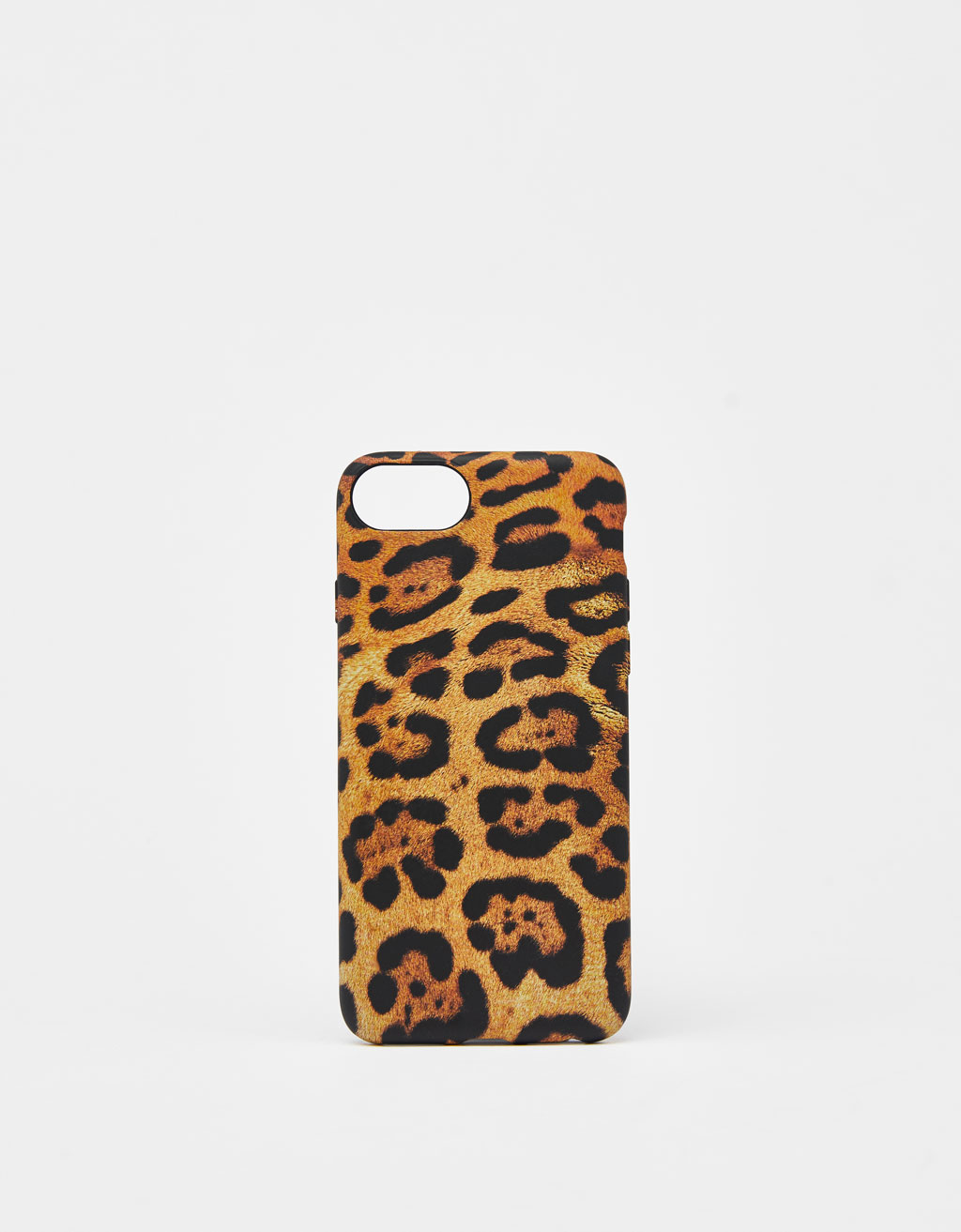 Cover leopardata iPhone 6/6s/7/8