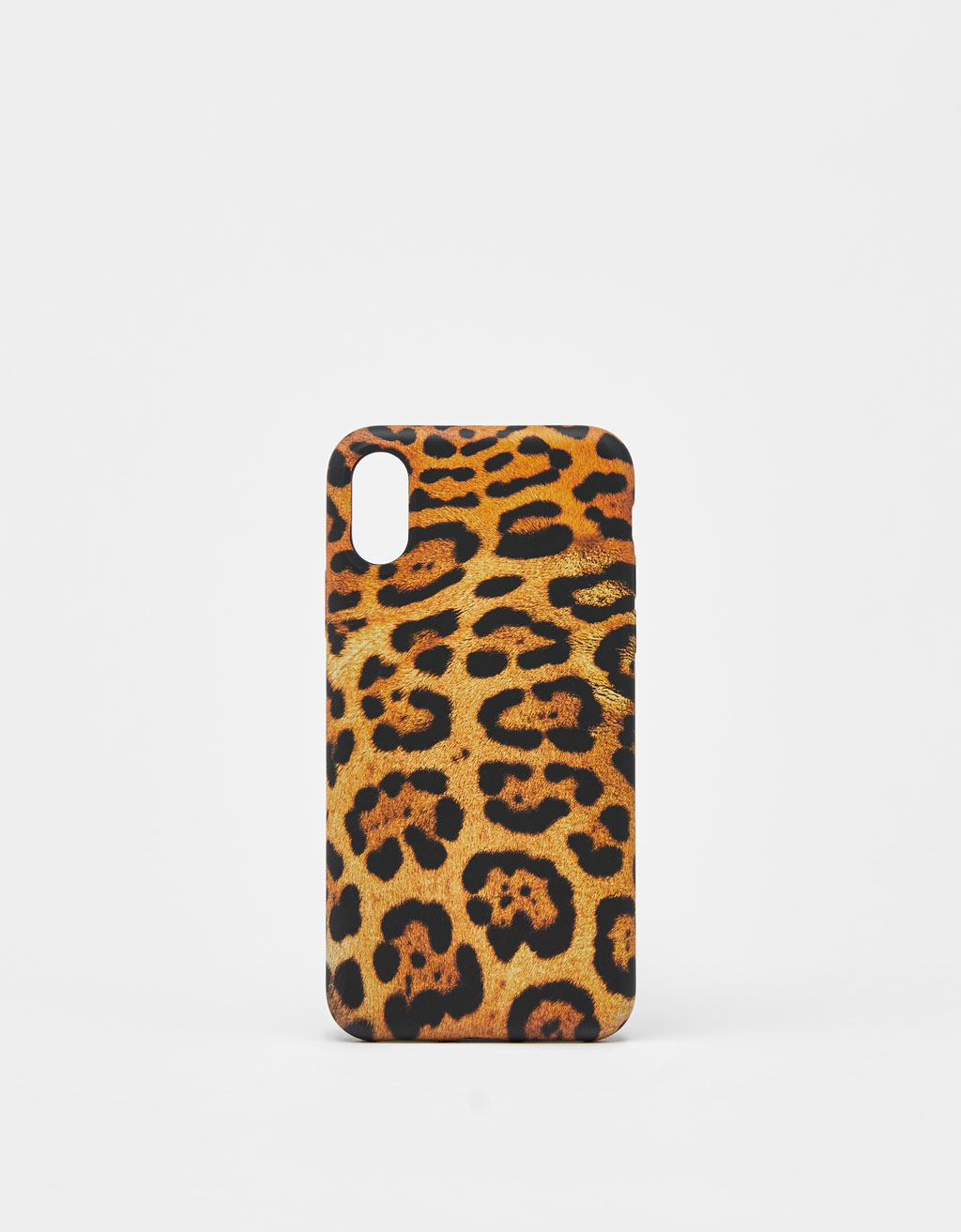 Carcasa de leopardo iPhone X/XS