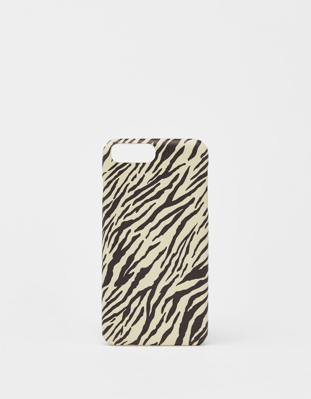 Cover med zebrastriber iPhone 6 plus/7 plus/8 plus