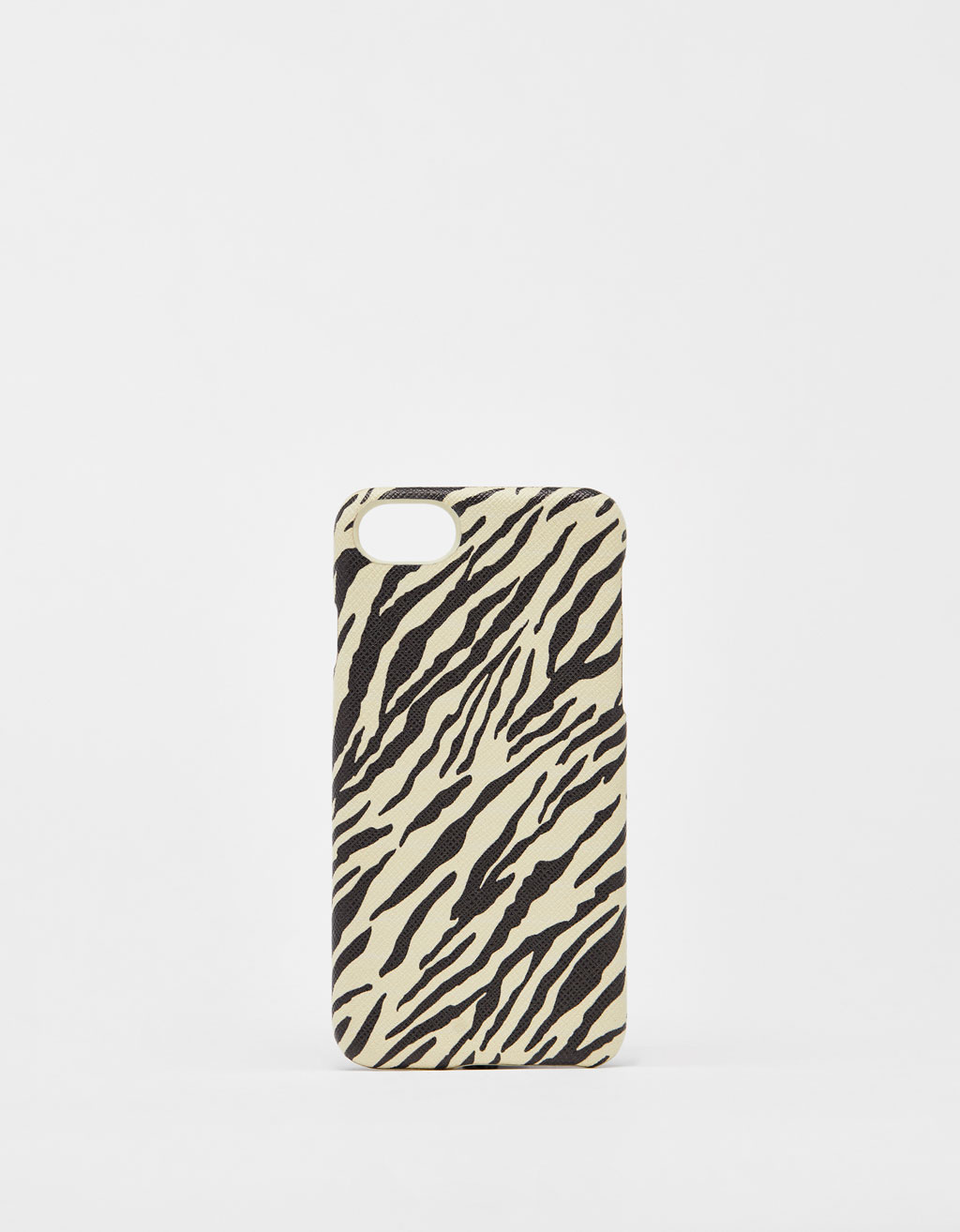 Cover med zebrastriber iPhone 6/6s/7/8