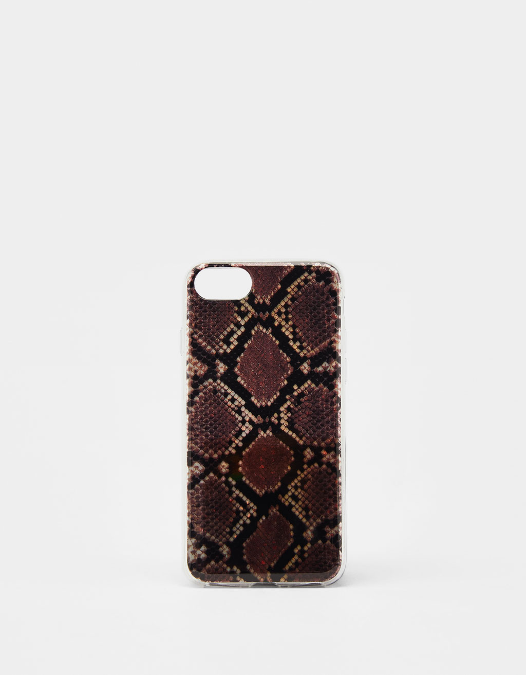 Cover iPhone 6 / 6s / 7 / 8 stampa serpente