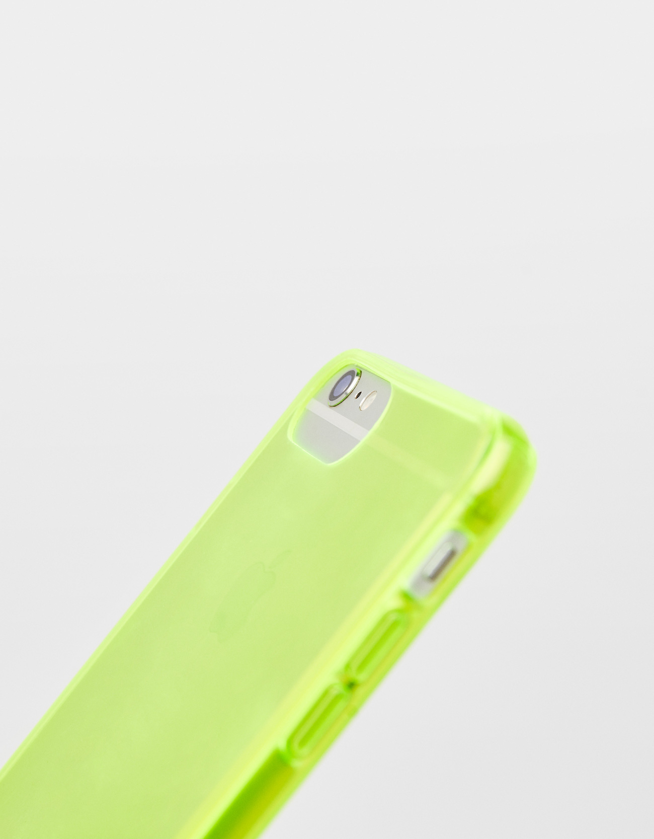 innovative design 7e41c 07f15 Transparent neon iPhone 6 Plus / 7 Plus / 8 Plus case - CLOTHING - Bershka  Indonesia