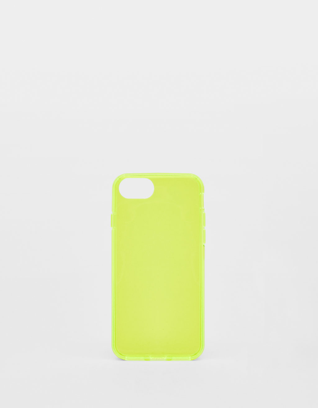 Transparent neon iPhone 6 / 6S / 7 / 8 case