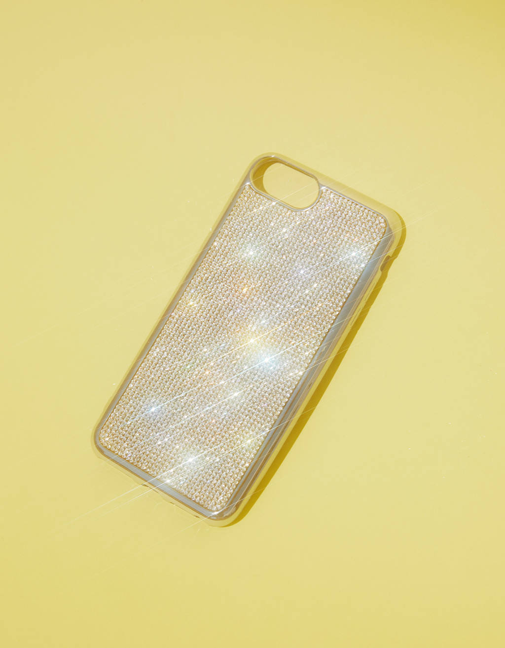 iPhone 6 Plus / 7 Plus / 8 Plus case with rhinestones