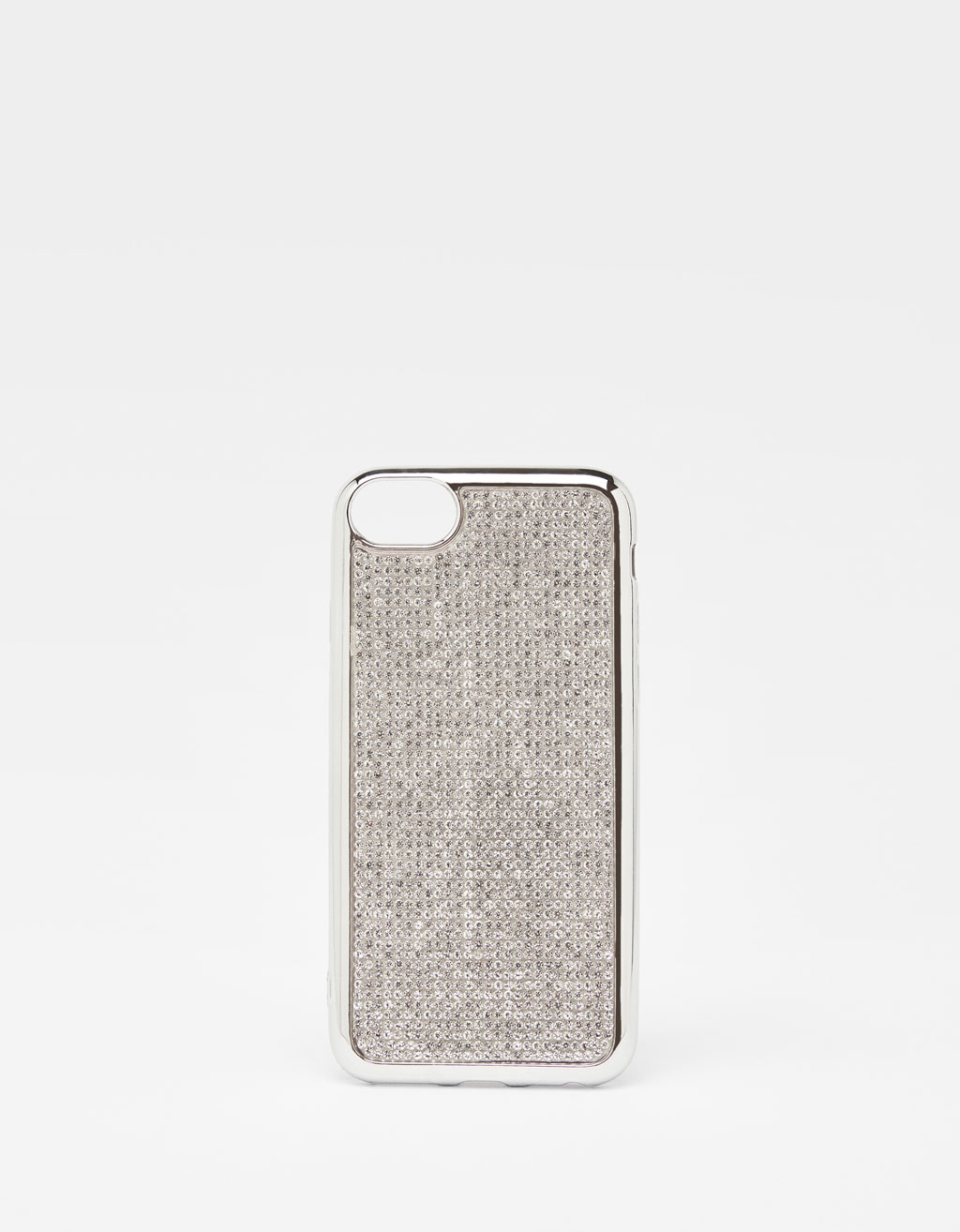 iPhone 6 / 6S / 7 / 8 case with rhinestones
