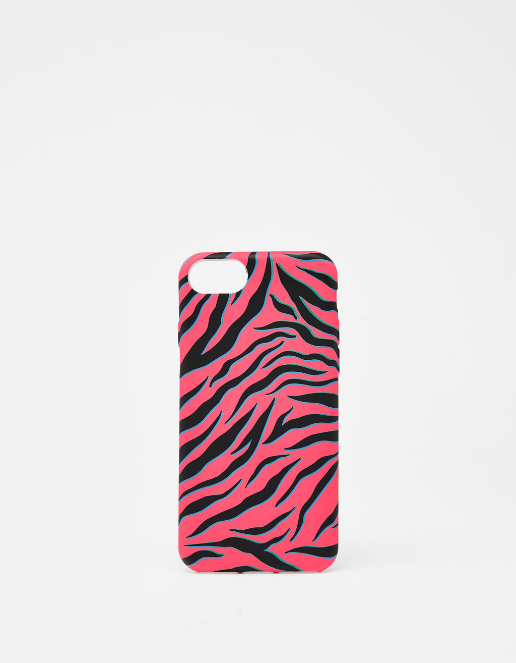 Zebra print iPhone 6/6S/7/8 case