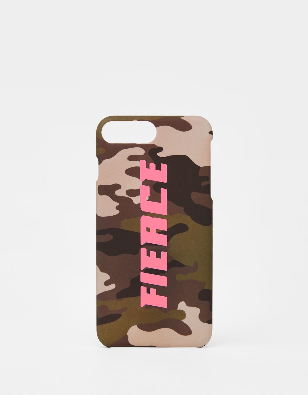 Carcasa camuflaje iPhone 6 plus / 7 plus / 8 plus