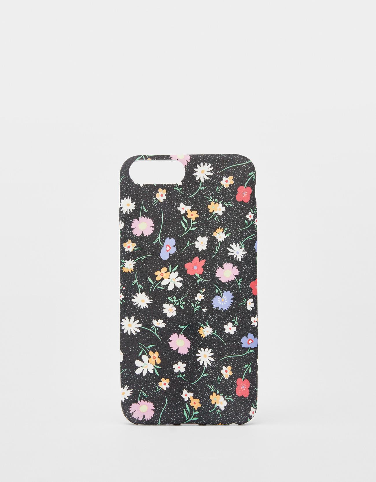Floral Iphone 6 Plus 7 Plus 8 Plus Case Iphone Cases
