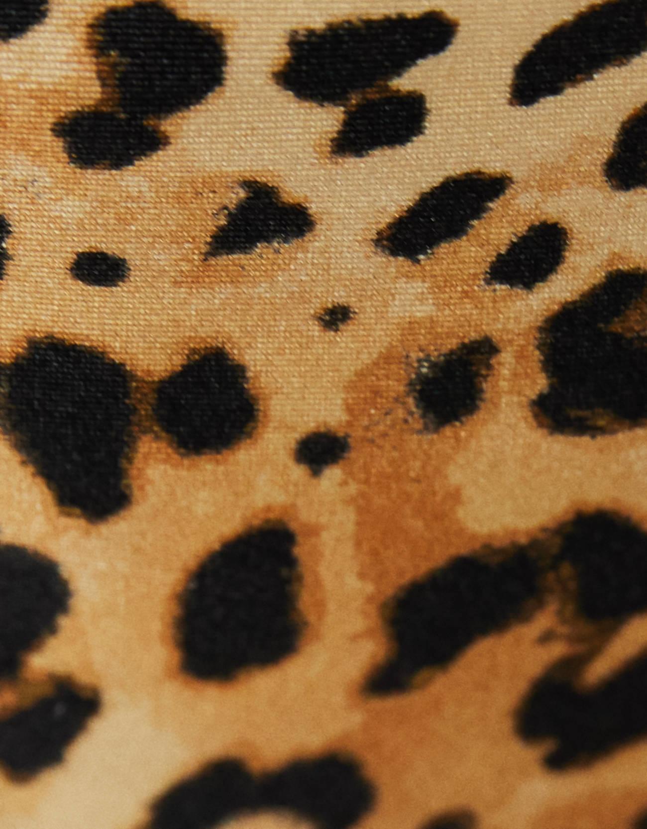 8f81c3cb69 Leopard print bikini bottom - Best Sellers ⭐ - Bershka Germany