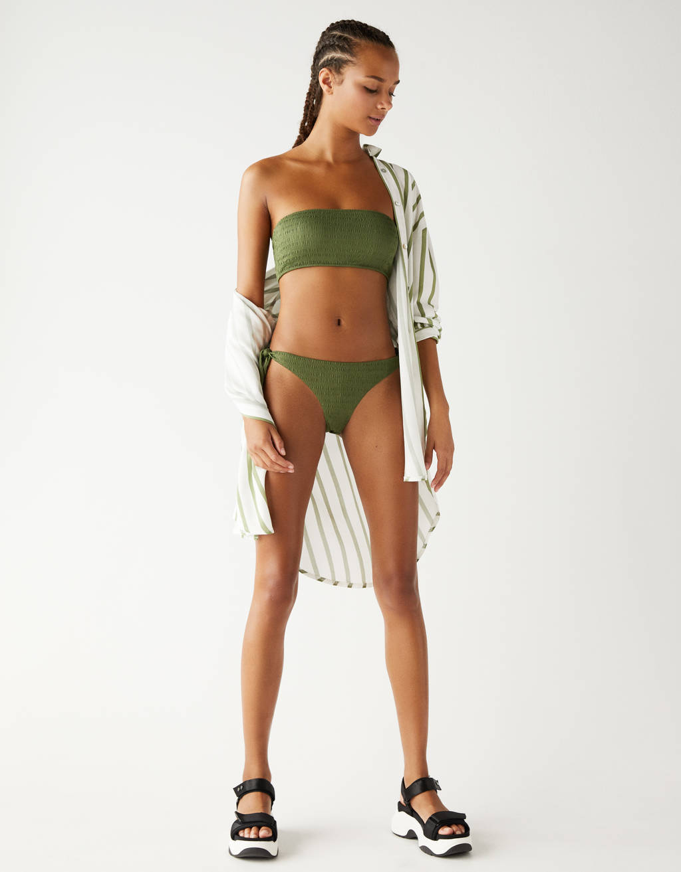 Haut de bikini bandeau