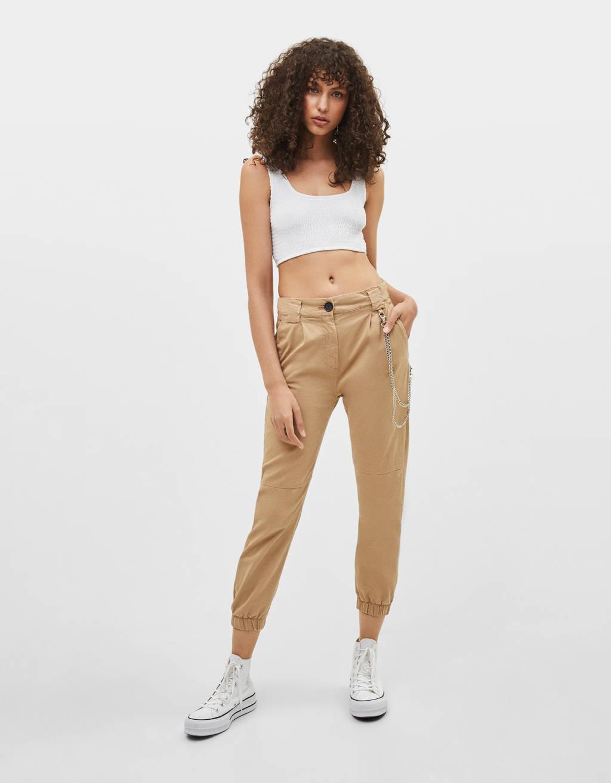 Pantalones de mujer - Primavera Verano 2019  796d0d45794d