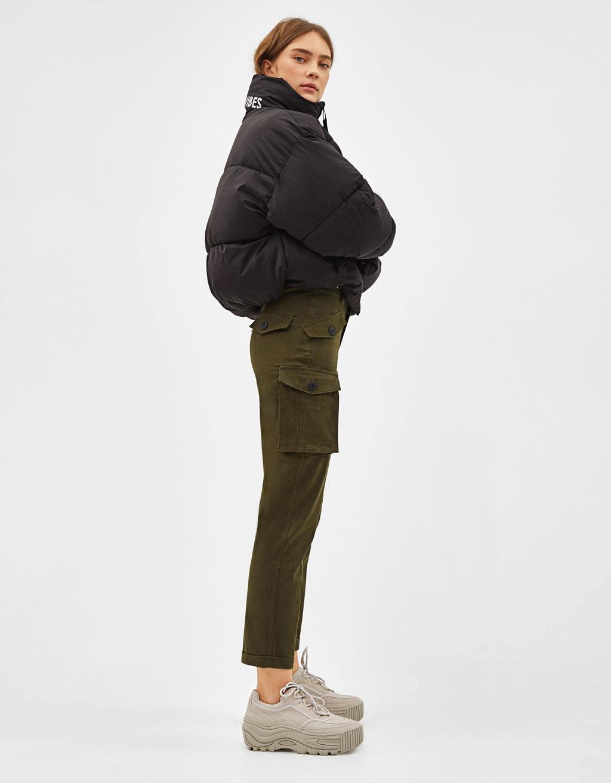 Pantaloni cargo utility