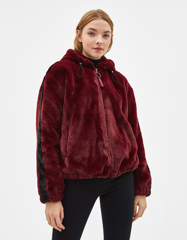 9544337742c1 + colours. Add to Wishlist. Quick view. Faux fur jacket ...