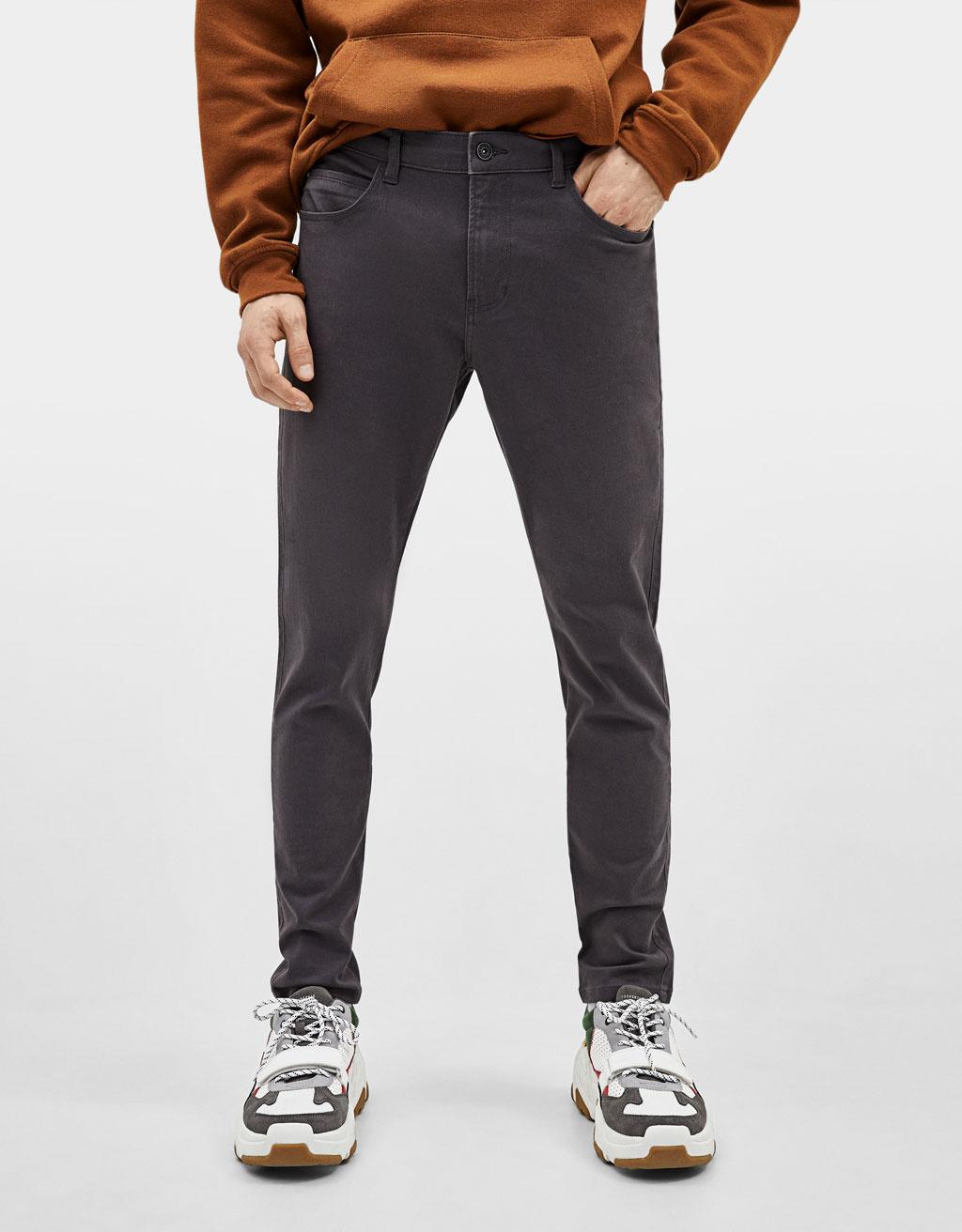 Pantalons skinny fit