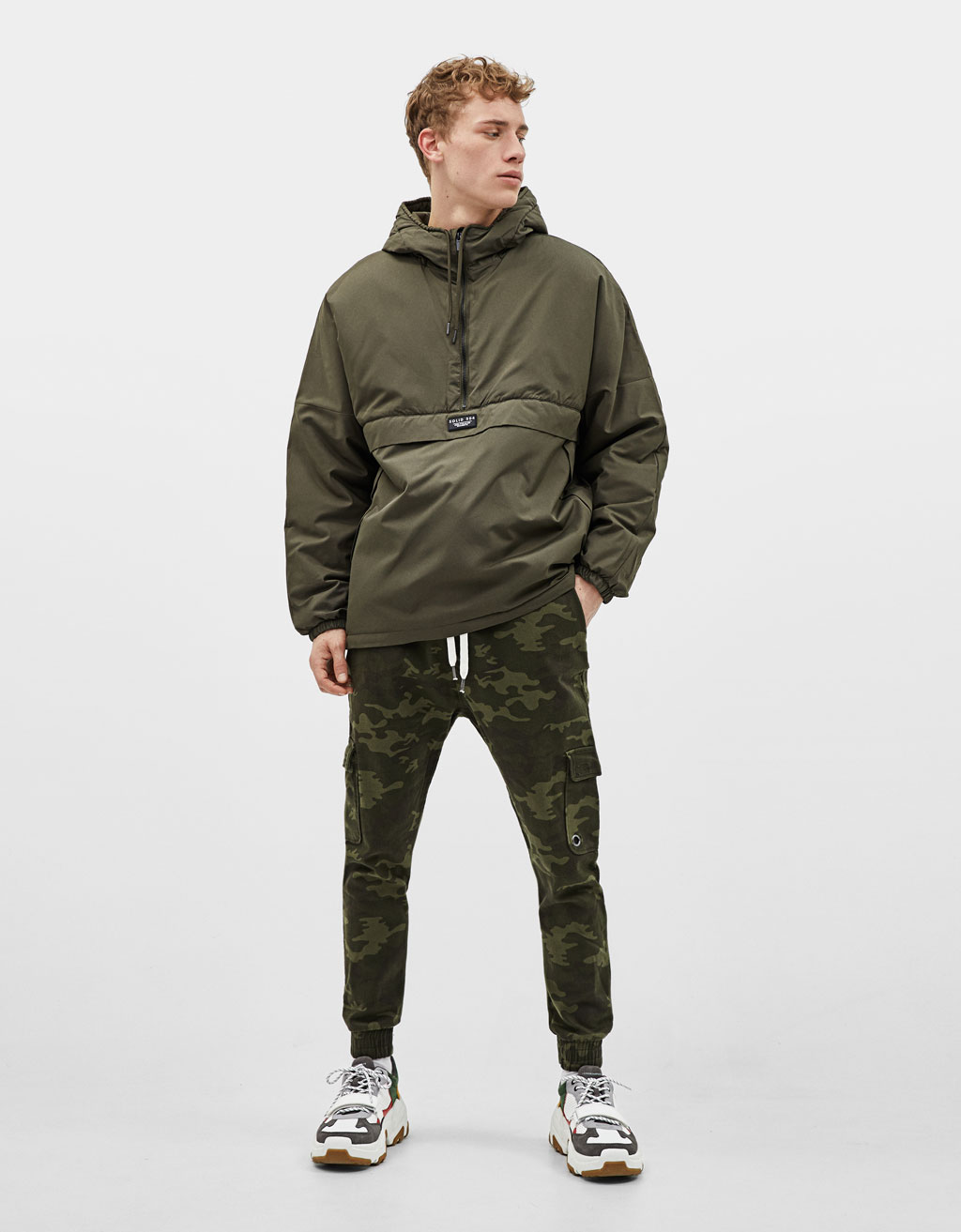 c006bb7313b34 Men's Jackets - Spring Summer 2019 | Bershka
