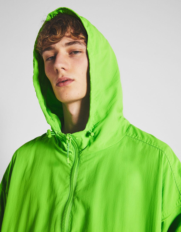Bershka + PANTONE pouch pocket jacket