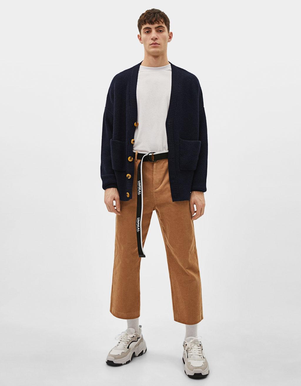 Cardigan oversize