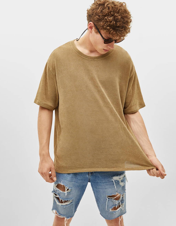 Chenille T-shirt