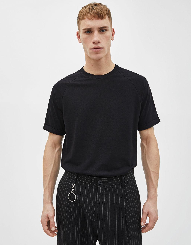 Piqué T-shirt