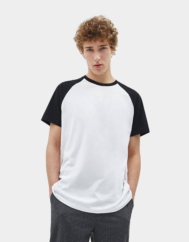 Bejzbalové tričko