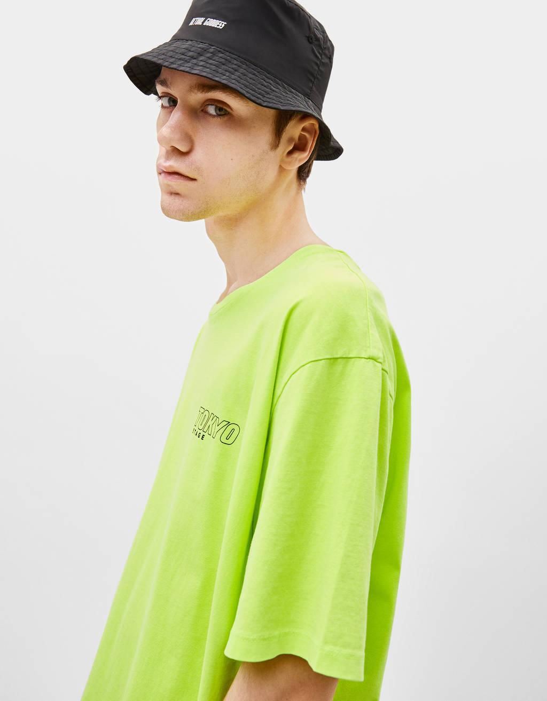 neon t shirt