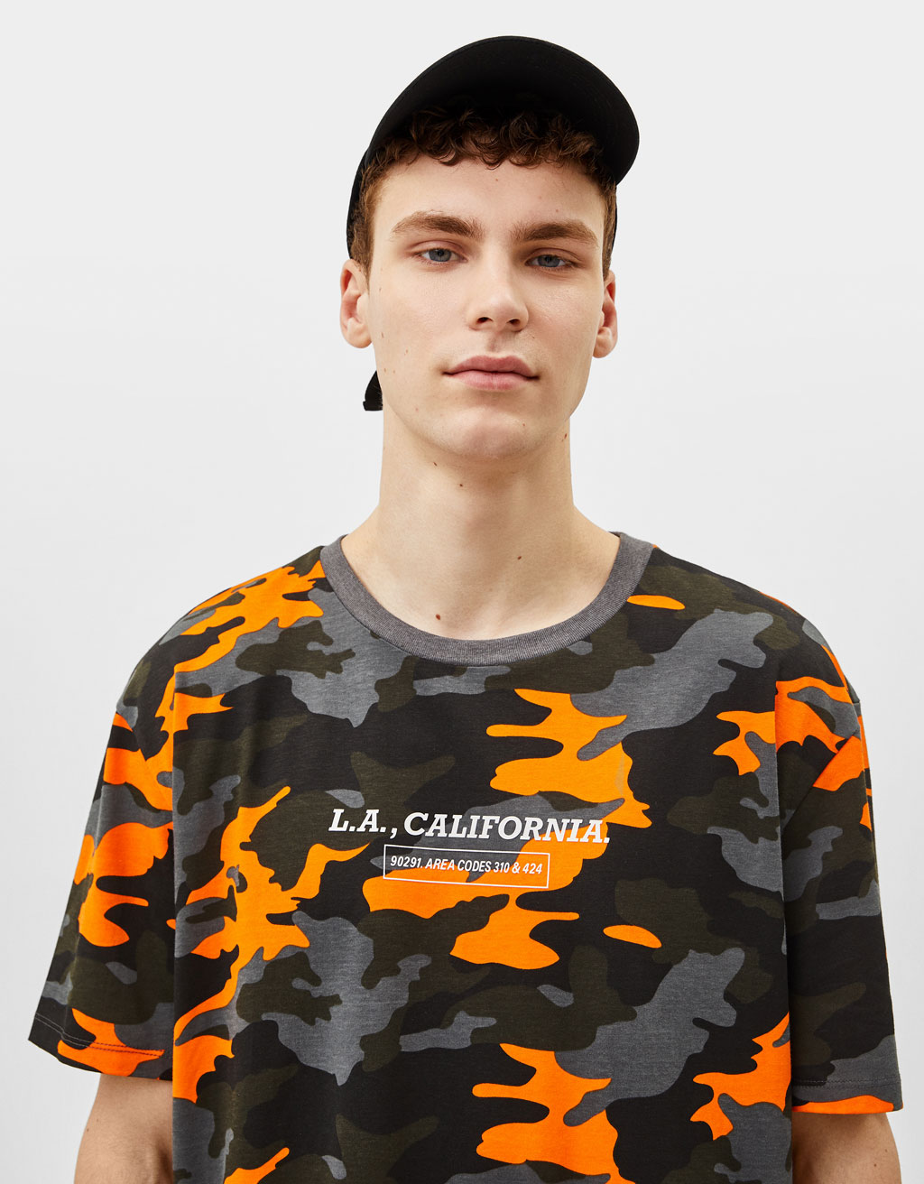 c278dd893 Men's T-Shirts - Spring Summer 2019 | Bershka