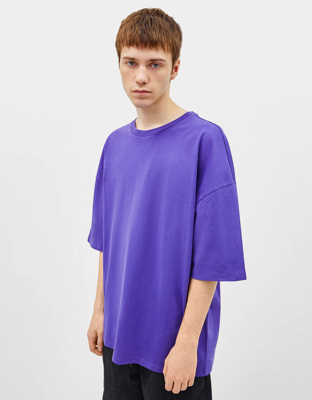 301083f94 Men's T-Shirts - Spring Summer 2019 | Bershka
