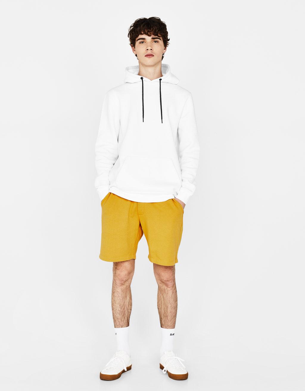 Sports bermuda shorts